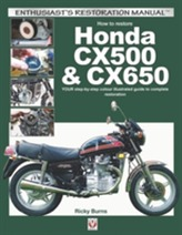 How to Restore Honda CX500 & CX650