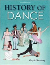 History of Dance 2nd Edition With Web Resource