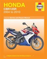 Honda CBR125R (04 - 10)