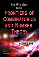 Frontiers of Combinatorics & Number Theory
