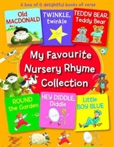 My Favourite Nursery Rhyme Collection