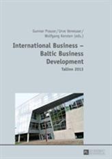 International Business - Baltic Business Development- Tallinn 2013