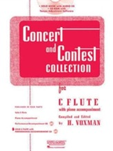 CONCERT & CONTEST COLLECTION FOR FLUTE