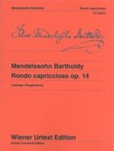 RONDO CAPRICCIOSO OP 14
