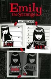 Emily The Strange Volume 1: Lost, Dark, And Bored