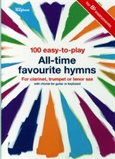 100 EASY TO PLAY ALL TIME FAVOURITE HYMN