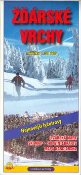Žďárské vrchy 1:50 000