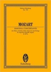SINFONIA CONCERTANTE EB MAJOR KV 297B KV