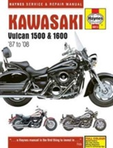 Kawasaki Vulcan 1500 &1600 (87-08)