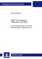 After The Collision: Abandon The Ship
