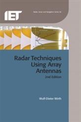 Radar Techniques Using Array Antennas