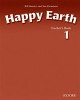 Happy Earth 1: Teacher's Book