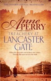 Treachery at Lancaster Gate (Thomas Pitt Mystery, Book 31)