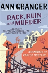 Rack, Ruin and Murder (Campbell & Carter Mystery 2)
