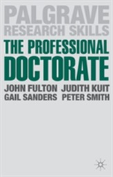 The Professional Doctorate