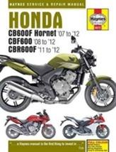Honda CB600 Hornet, CBR600F (07-1