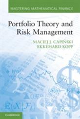 Portfolio Theory and Risk Management