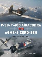 P-39/P-400 Airacobra vs A6M2/3 Zero-sen
