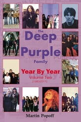 The Deep Purple Family Year By Year: