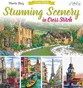 Stunning Scenery in Cross Stitch