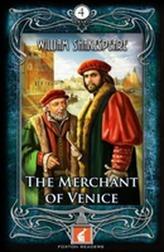 The Merchant of Venice - Foxton Readers Level 4 - 1300 Headwords (B1/B2) Graded ELT / ESL / EAL Readers