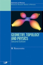 Geometry, Topology and Physics, Second Edition