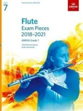 Flute Exam Pieces 2018-2021, ABRSM Grade 7