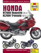 Honda NT700V Deauville & XL700V Transalp