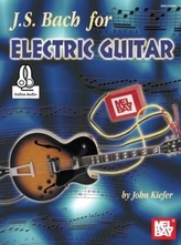 JS BACH FOR ELECTRIC GUITAR