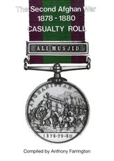 Second Afghan War 1878-1880casualty Roll