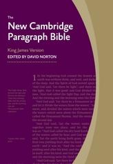 New Cambridge Paragraph Bible KJ590:T