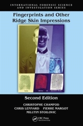 Fingerprints and Other Ridge Skin Impressions, Second Edition