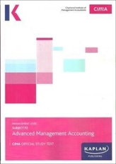 P2 ADVANCED MANAGEMENT ACCOUNTING - STUDY TEXT