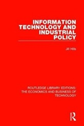 Information Technology and Industrial Policy