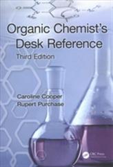 Organic Chemist's Desk Reference, Third Edition