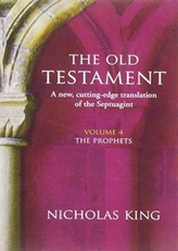 OLD TESTAMENT VOL 4 THE PROPHETS
