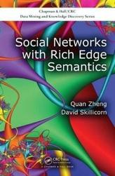 Social Networks with Rich Edge Semantics