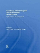Learning, Natural Capital and Sustainable Development