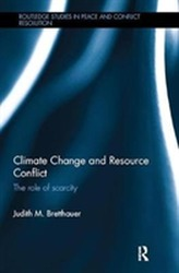 Climate Change and Resource Conflict