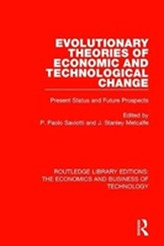 Evolutionary Theories of Economic and Technological Change