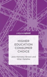 Higher Education Consumer Choice