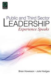 Public and Third Sector Leadership