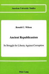 Ancient Republicanism