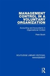 Management Control in a Voluntary Organization