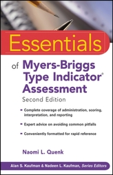 Essentials of Myers-briggs Type Indicator Assessment, Second Edition