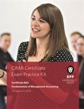 CIMA BA2 Fundamentals of Management Accounting