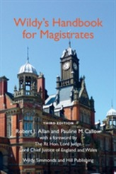Wildy's Handbook for Magistrates