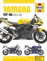 Yamaha YZF-R6 Service And Repair Manual