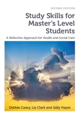 Study Skills for Master's Level Students, second edition