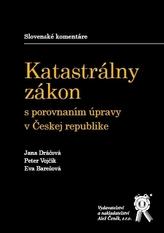 Katastrálny zákon s porovnaním úpravy v Českej republike